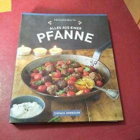 外文原版菜谱--pfanne