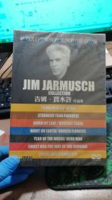 吉姆 · 贾木许 作品集【DVD】