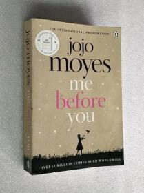 JOJO MOYES ME BEFORE YOU