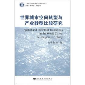 上海社会科学院城市与区域研究丛书:世界城市空间转型与产业转型比较研究
