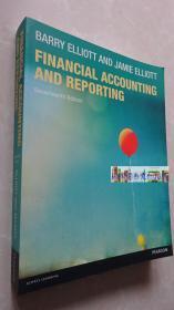 Financial Accounting and Reporting(英语)平装– 2015年4月16日   Barry Elliott(作者), Jamie Elliott(作者)