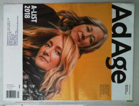 Ad Age (Advertising Age magazine)2018/02/19广告时代媒体