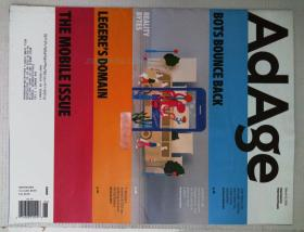 Ad Age (Advertising Age magazine)2018/03/12广告时代媒体