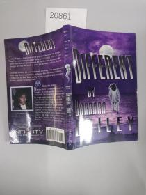 英文原版 平装 32开 Different by Barbara Bailey