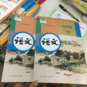 2018版2019出版:语文 九年级 下册(RJ版、人民教育出版社)