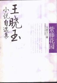 王晓玉小说自选集 紫藤花园