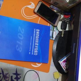 贵州省农村扶贫开发报告(2013)