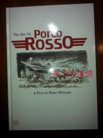 订购 The Art of Porco Rosso 宫崎骏 红猪 设定集
