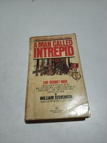 A MAN CALLED INTREPID(外文)品相不好,书内开裂