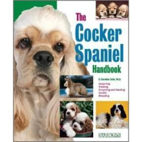 The Cocker Spaniel Handbook (Pet Handbooks)