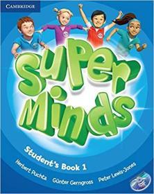 Super Minds Level 1 Students Book