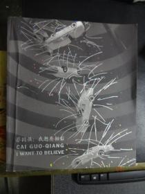 蔡国强:我想要相信