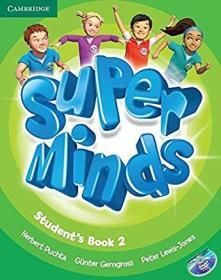 Super Minds Level 2 Students Book