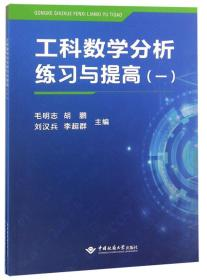 工科数学分析练习与提高(1-2套装共2册)