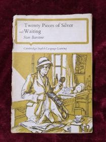 Twenty Pieces of Silver and Waiting 英文版 二十块银币、等待  包邮挂刷