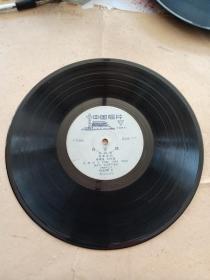 黑胶唱片33转:鸟惊喧