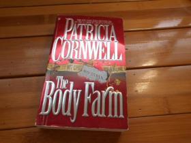 THE BODY FARM, PATRICIA CORNMELL