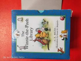 The Winnie-the-Pooh Library(精装全套12册)
