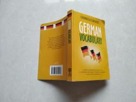 GERMANVOCABULARY