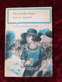 The Garden Party 游园会 英文版 包邮挂刷