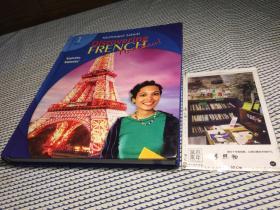 英文原版英文教材   discovering French  1   发现法语 1   英文原版教材美国原版教材英文教材