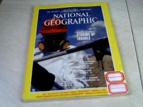 NATIONAL GEOGRAPHIC APRIL 1985.3【16开 】