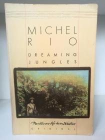 Dreaming Jungles by Michel Rio (法国文学)英英文原版书
