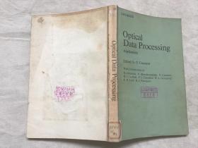 Optical Data Processing Applications光学数据处理应用