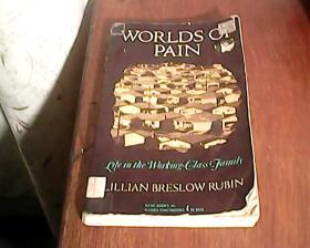 英文原版 WORLDS OF PAIN 请看图以图为准