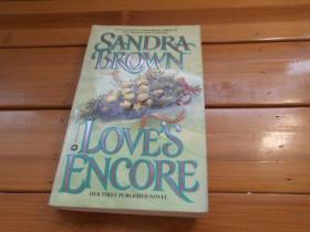 SANDRA BROWN, LOVES ENCORE