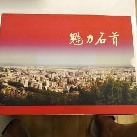 魅力石首——《石首画报》纪念中华人民共和国成立六十周年大型画册    石首市文学艺术界联合会   石首市摄影家协会
