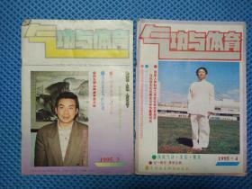 气功与体育 1995年【第3期】【第4期】