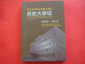 中共齐齐哈尔市碾子山区历史大事记2006 -2010