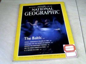 NATIONAL GEOGRAPHIC 1989.5【16开】