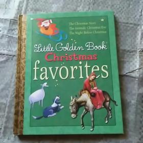 Little Golden Book Christmas Favorites[金色童书:圣诞精选]