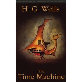 The Time Machine时间机器 英文原版