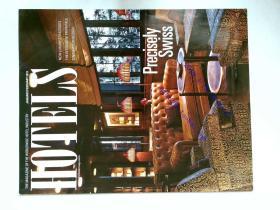 HOTELS  2013/1-2 酒店杂志 HE MAGAZINE OF THE WORLDWIDE HOTEL