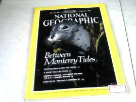 NATIONAL GEOGRAPHIC FEBRUARY 1990.2【16开】