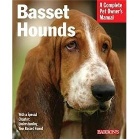 Basset Hounds (Complete Pet Owners Manual)