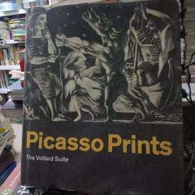 正版现货 Picasso Prints: The Vollard Suite
