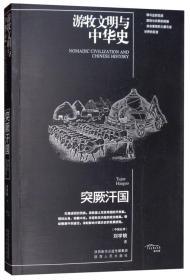 游牧民族与中华史:突厥汗国