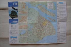 上海交通游览图