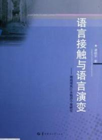 语言接触与语言演变:湘南瑶族江永勉语个案研究