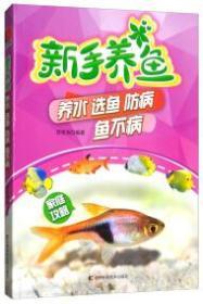 新手养鱼 : 养水 选鱼 防病 鱼不病