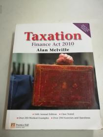 Taxation Finance Act 2010