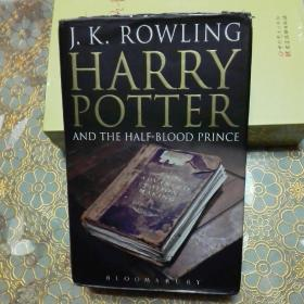 Harry Potter and the Half-Blood Prince 精装