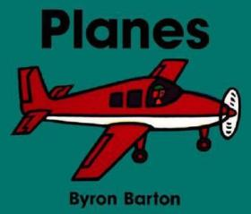 Planes飞机-Byron Barton