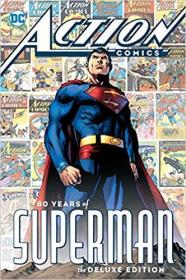 Action Comics: 80 Years of Superman Deluxe Edition (英语) 精装