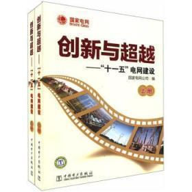 """創新與超越 專著 """"十一五""""電網建設"""