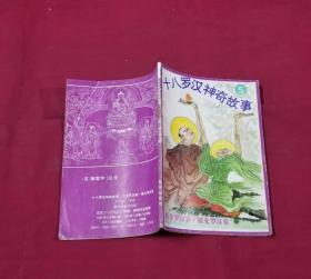 十八罗汉神奇故事   长毛罗汉卷 银光罗汉卷